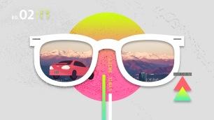 glasses drift